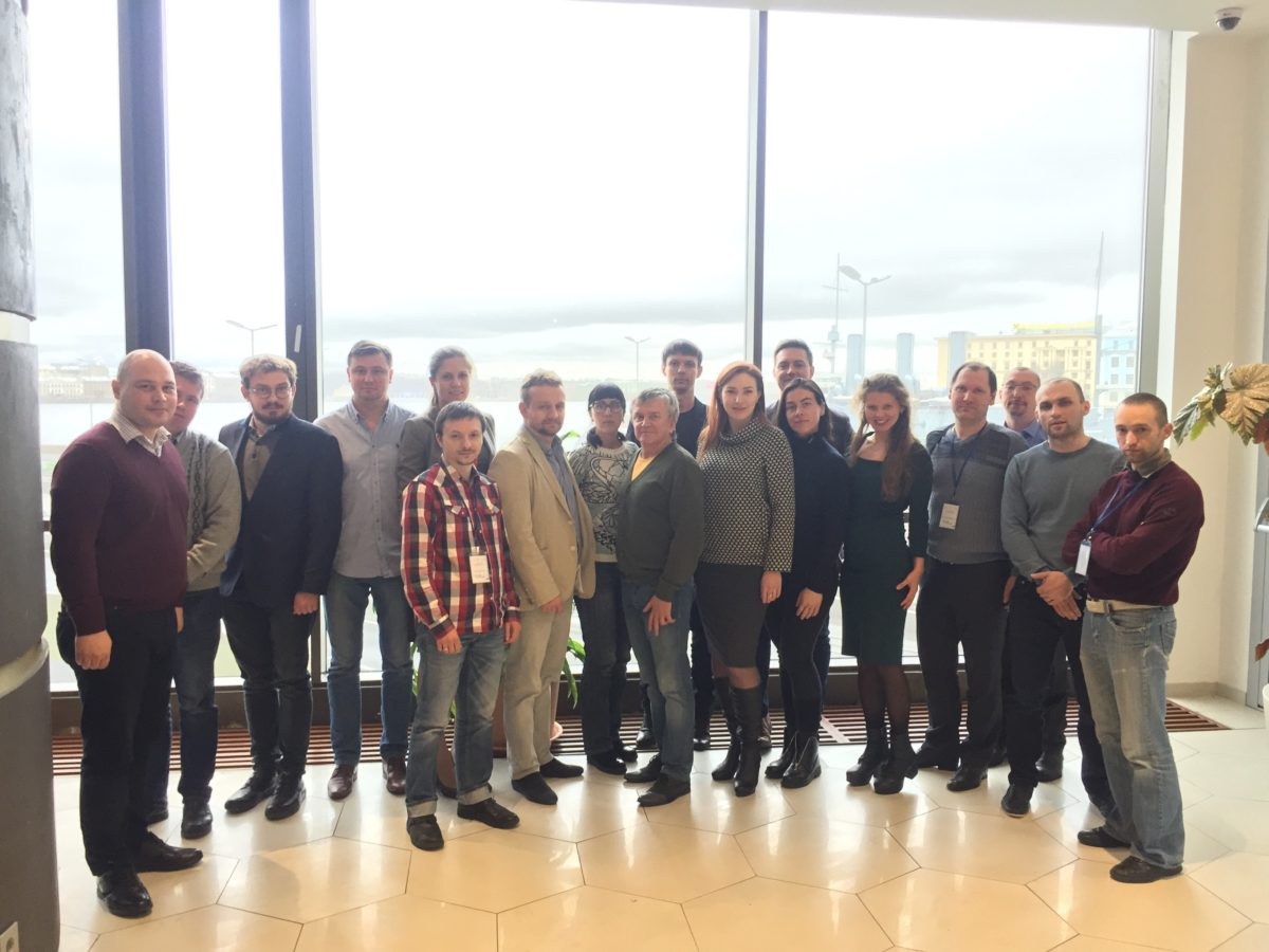 Участники курса 2019 года